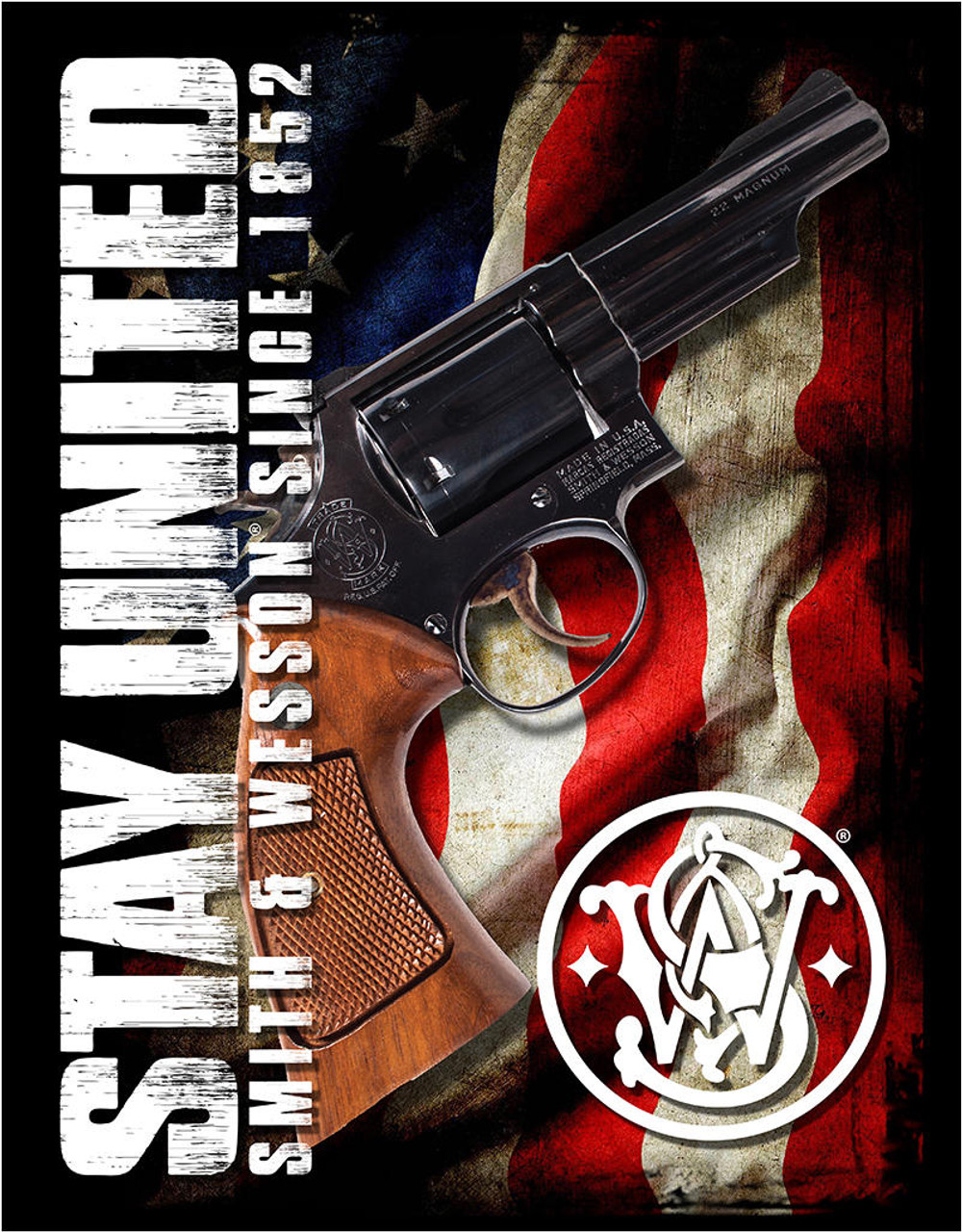 Smith and Wesson S and W - Stay United
