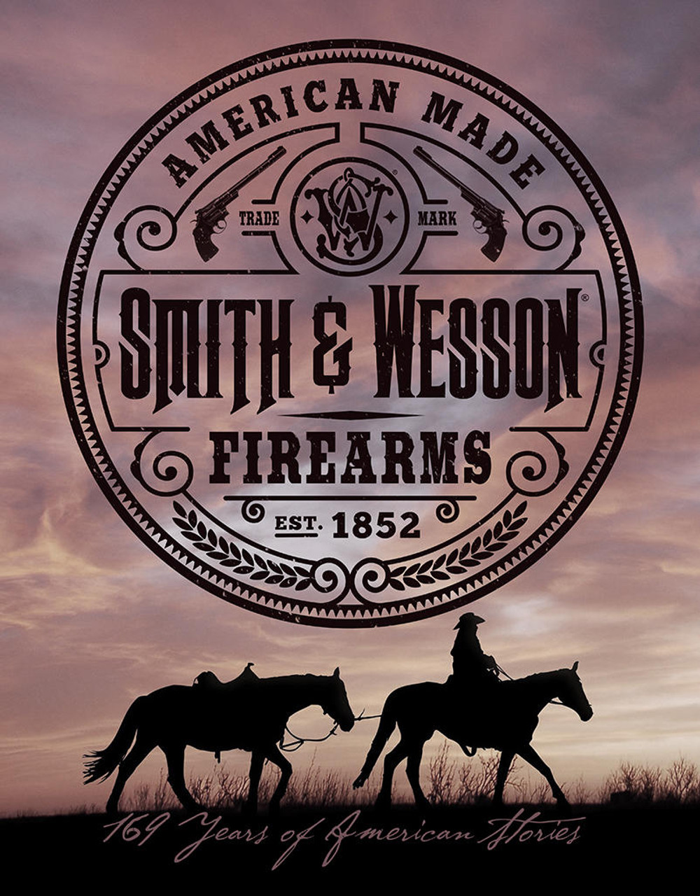Smith and Wesson S and W - American Made