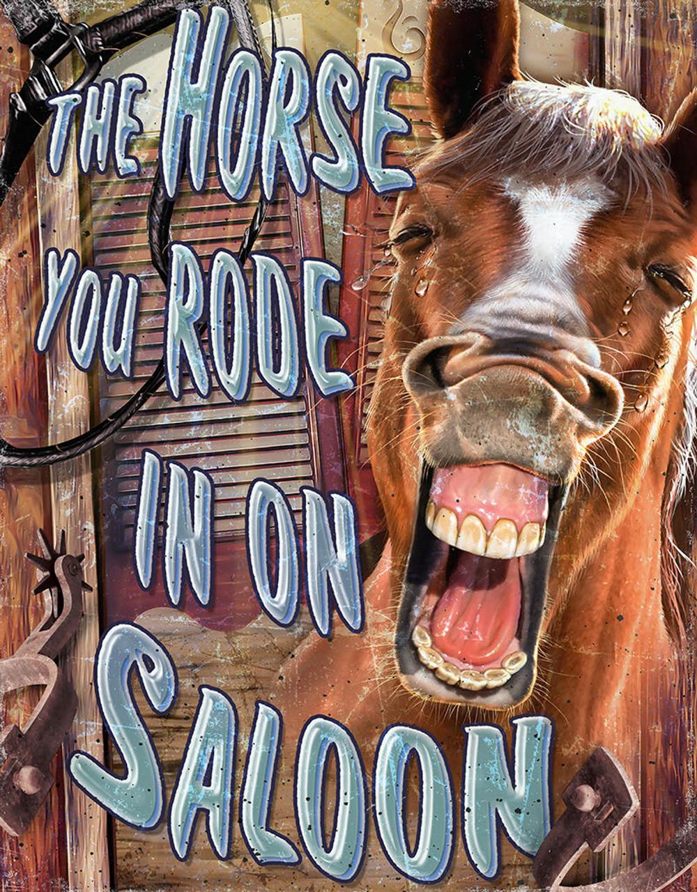 Horse Saloon