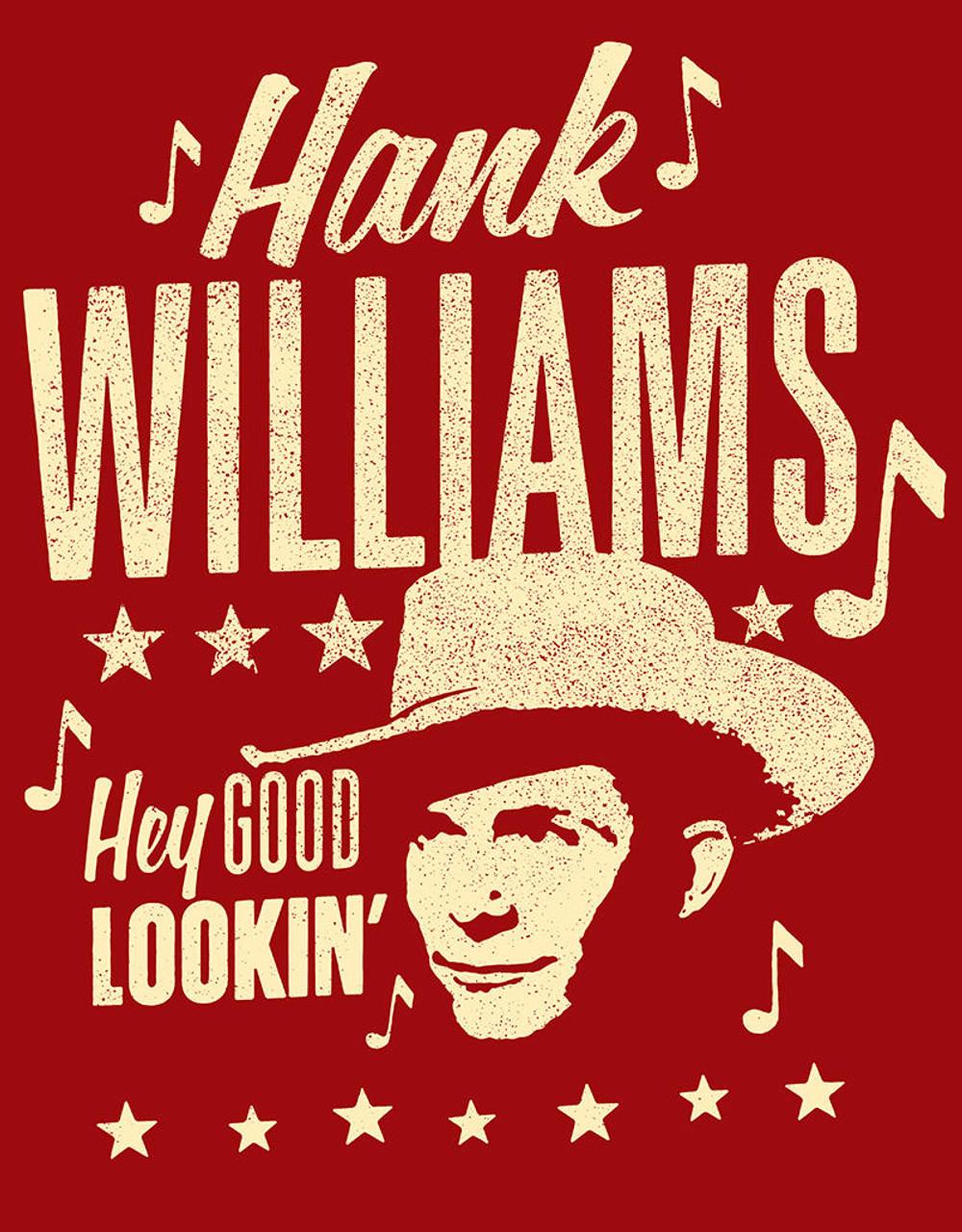 Hank - Good Lookin