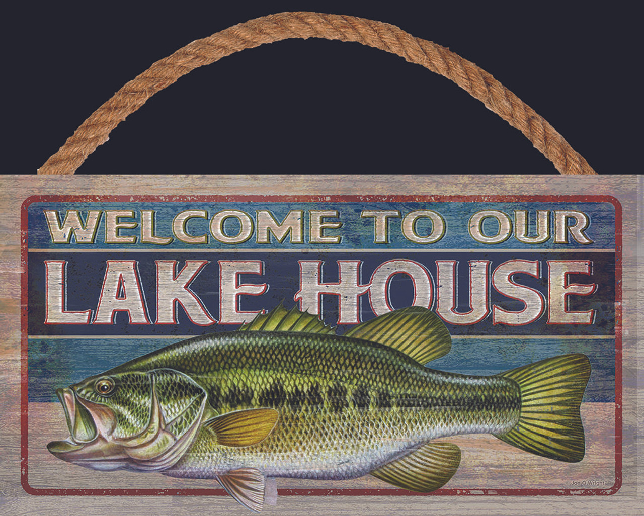 Wood - Lake House