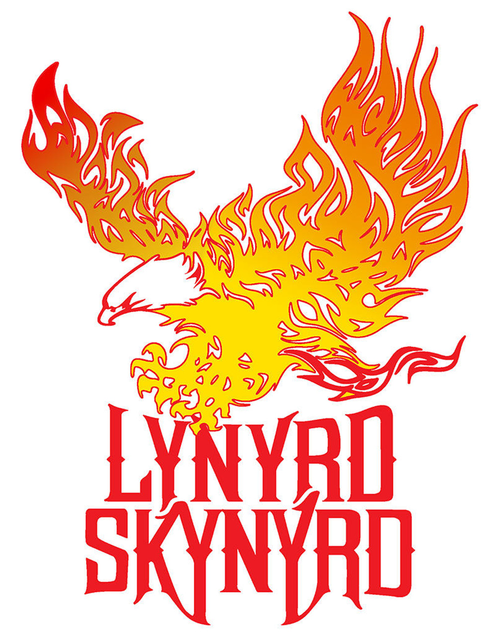 Skynyrd - Flaming Eagle