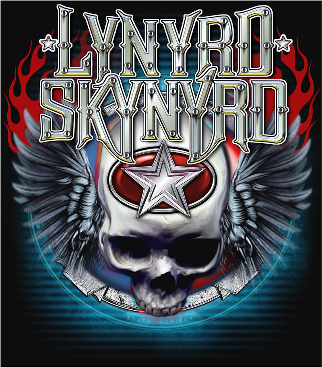 Skynyrd - Winged Skull