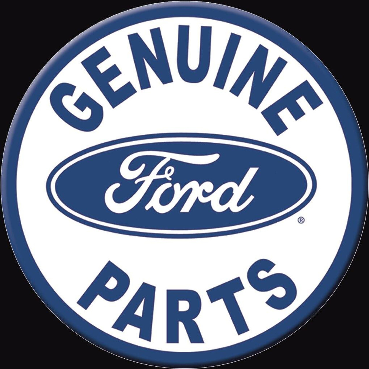 Ford Magnet Ford Parts Round