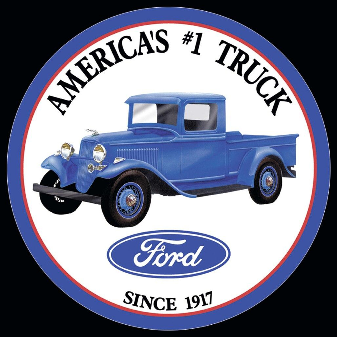 Ford Ford - Trucks Round