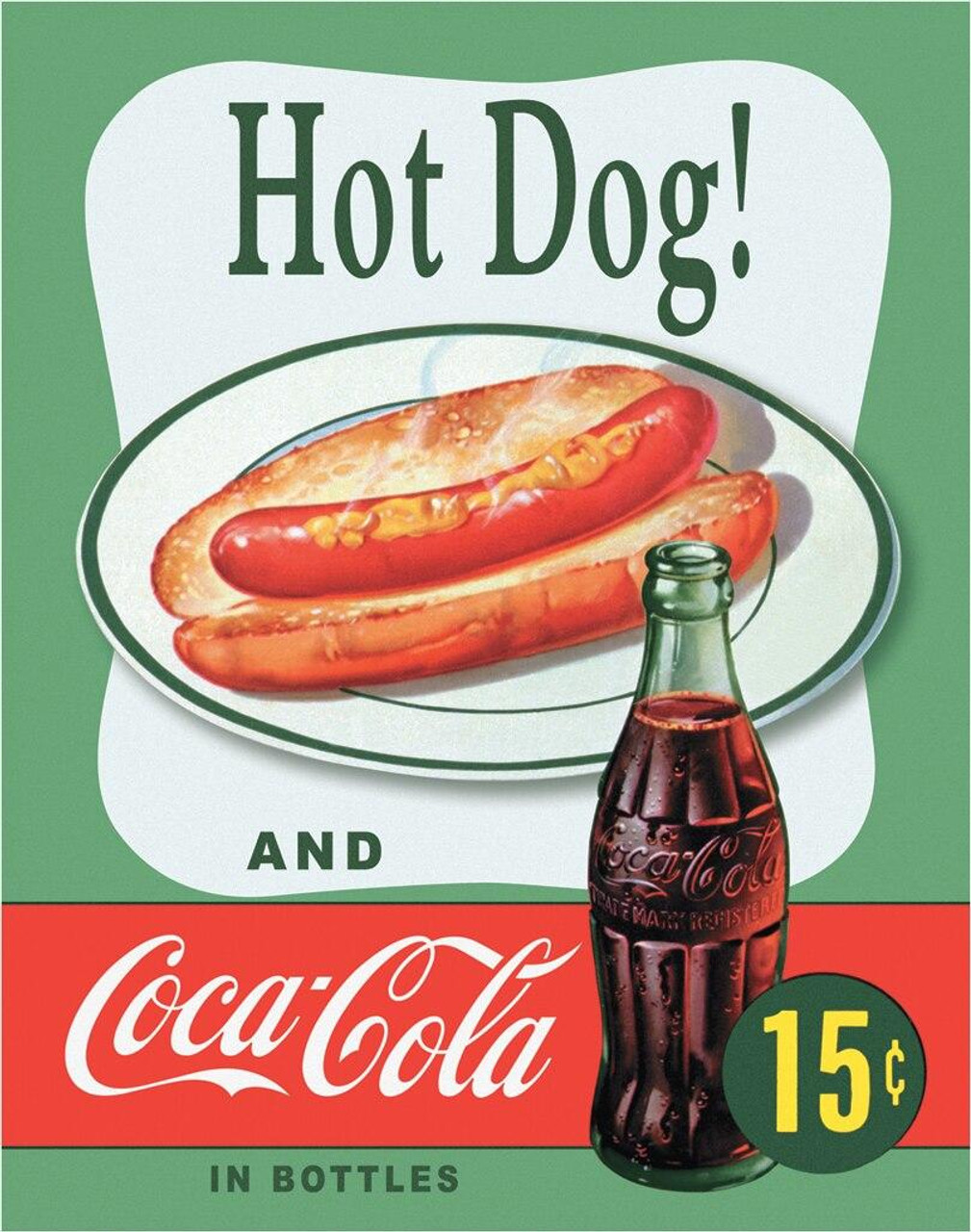 Coca-Cola COKE - Hot Dog
