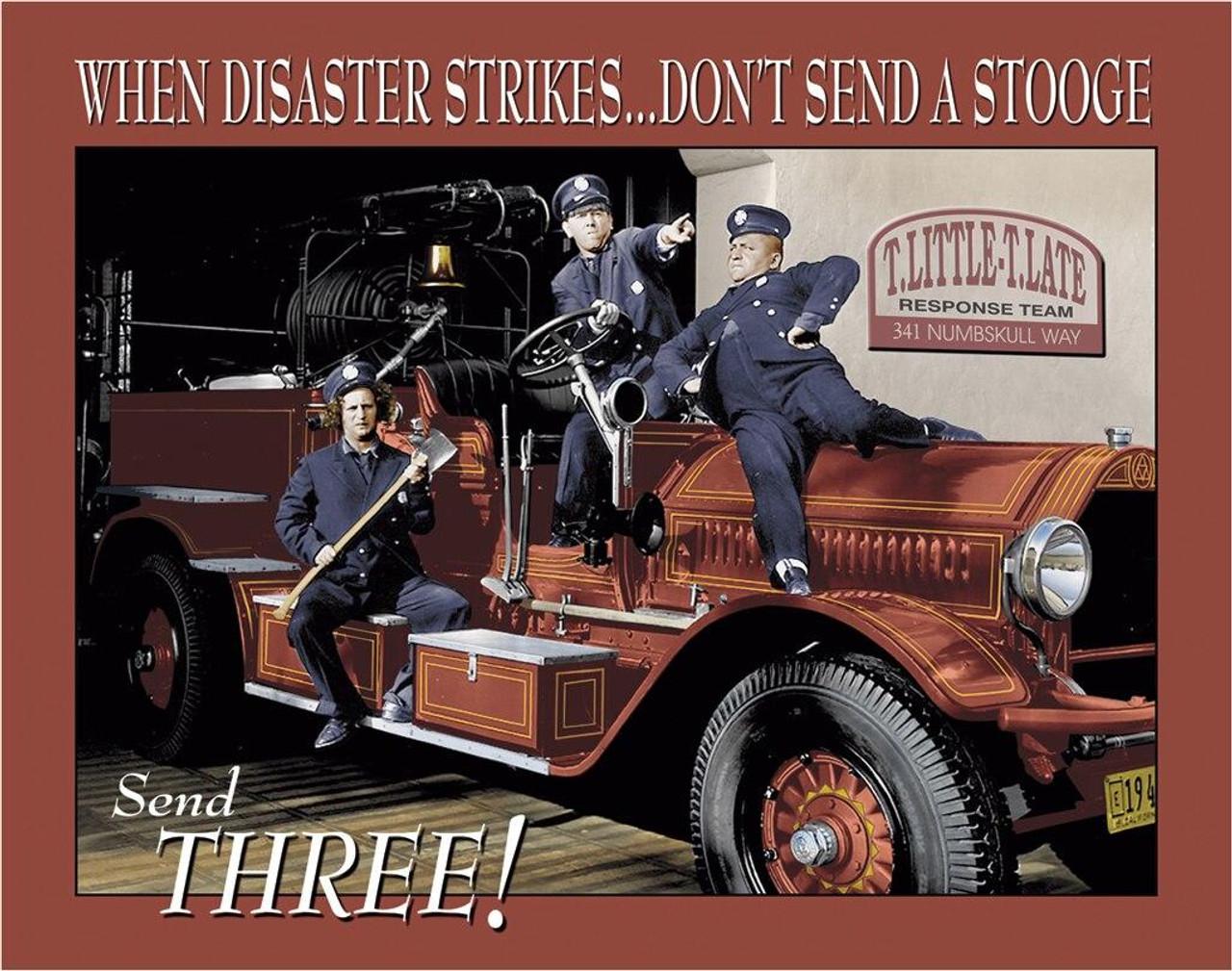 Stooges Fire Dept