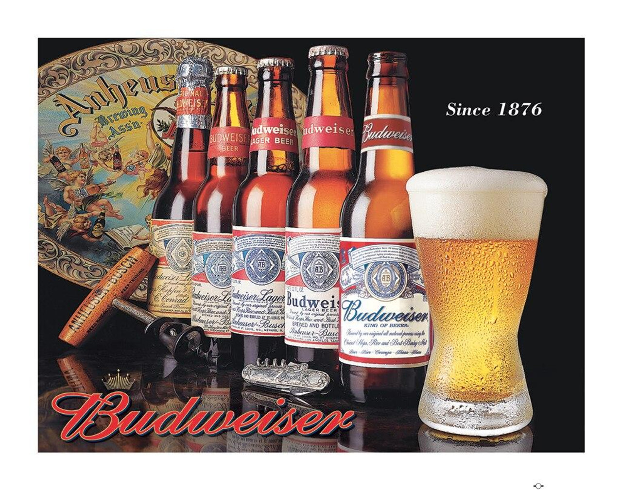 Anheuser-Busch BUD - History of Bud