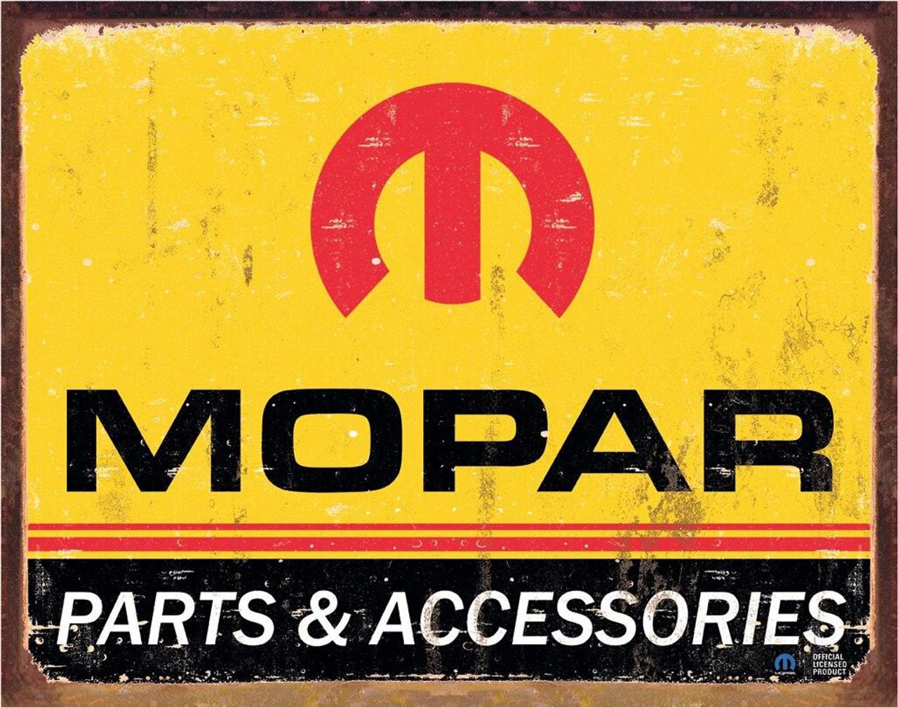 Mopar Mopar Logo 64 - 71