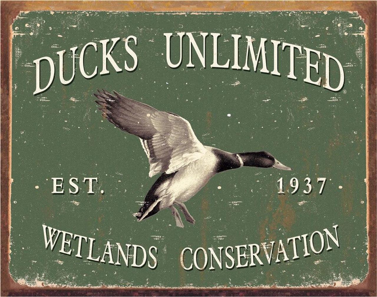 Ducks Unlimited - Since 1937
