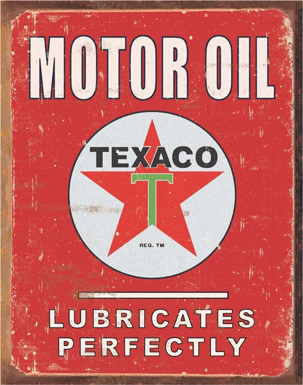 Texaco Texaco - Lubricates Perfectly