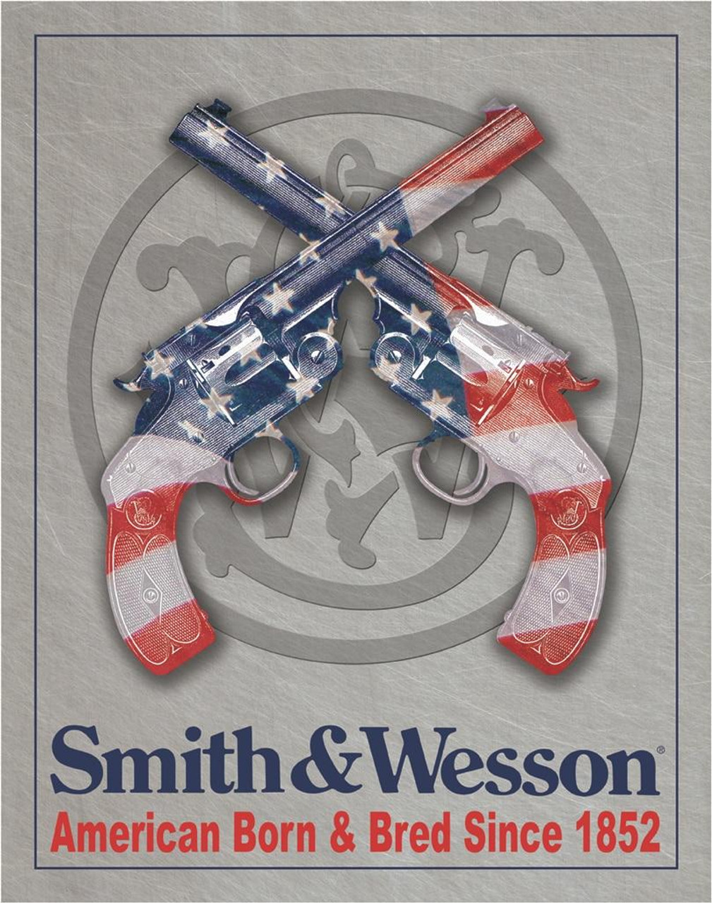 Smith and Wesson SandW - American Born