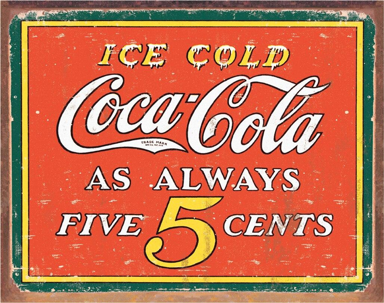 Coca-Cola COKE - Always 5 Cents