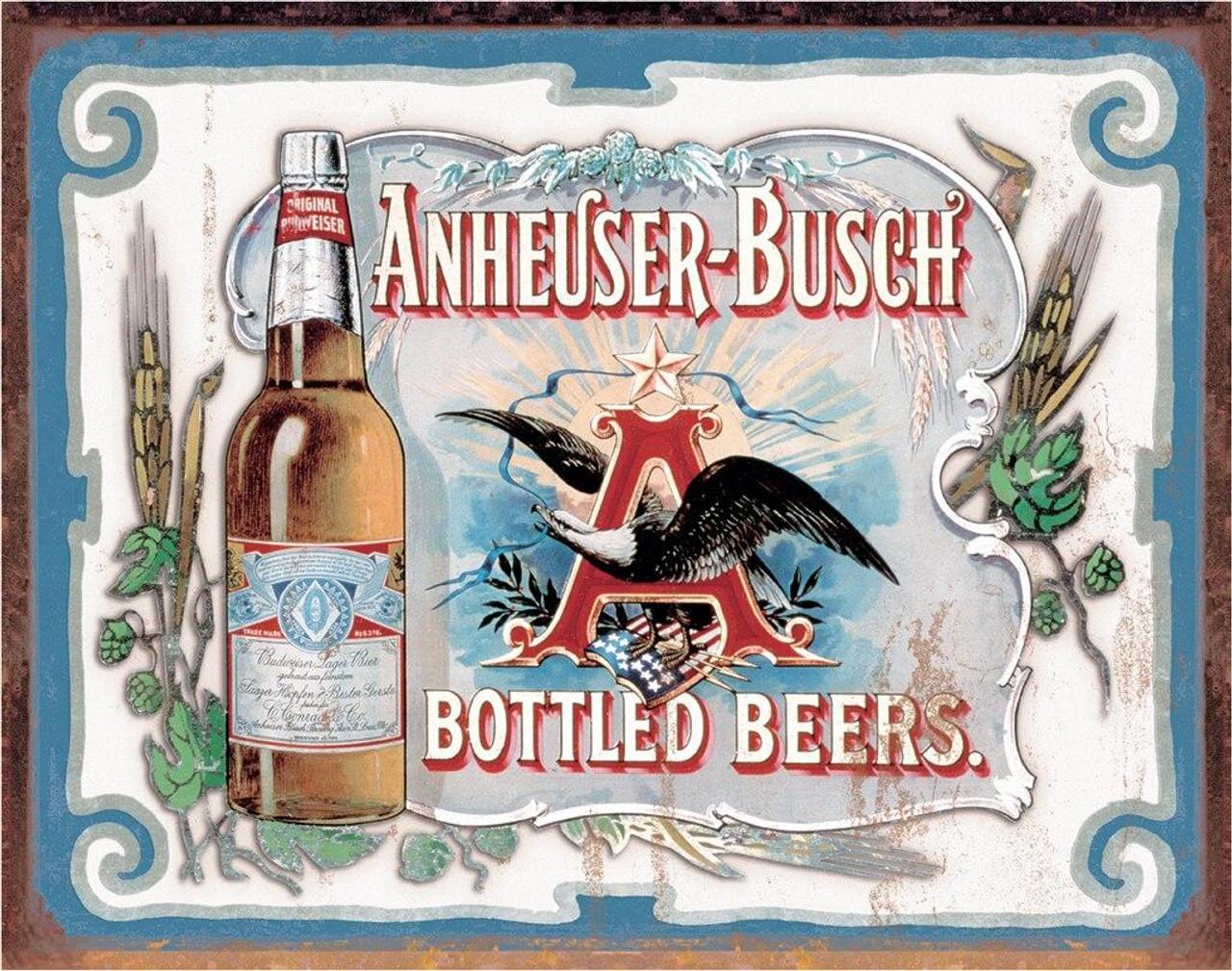 Anheuser-Busch Anheuser Busch - Bottled Beers