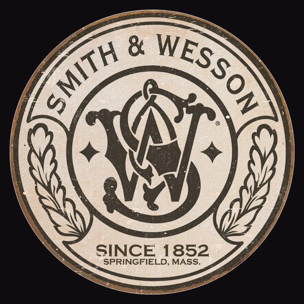 Smith and Wesson Smith and Wesson - Round