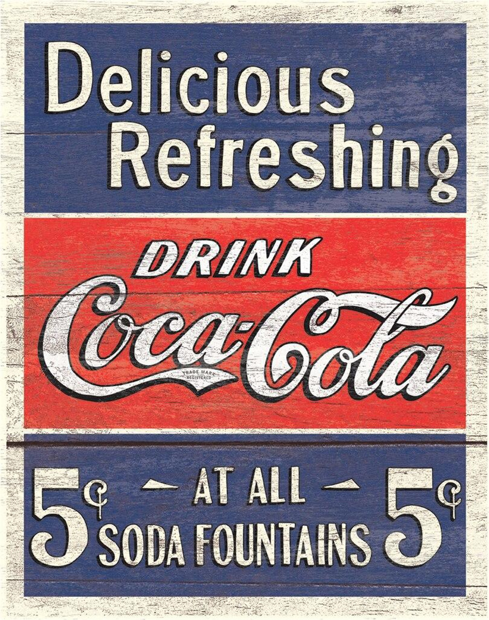 Coca-Cola COKE - Delicious 5 Cents