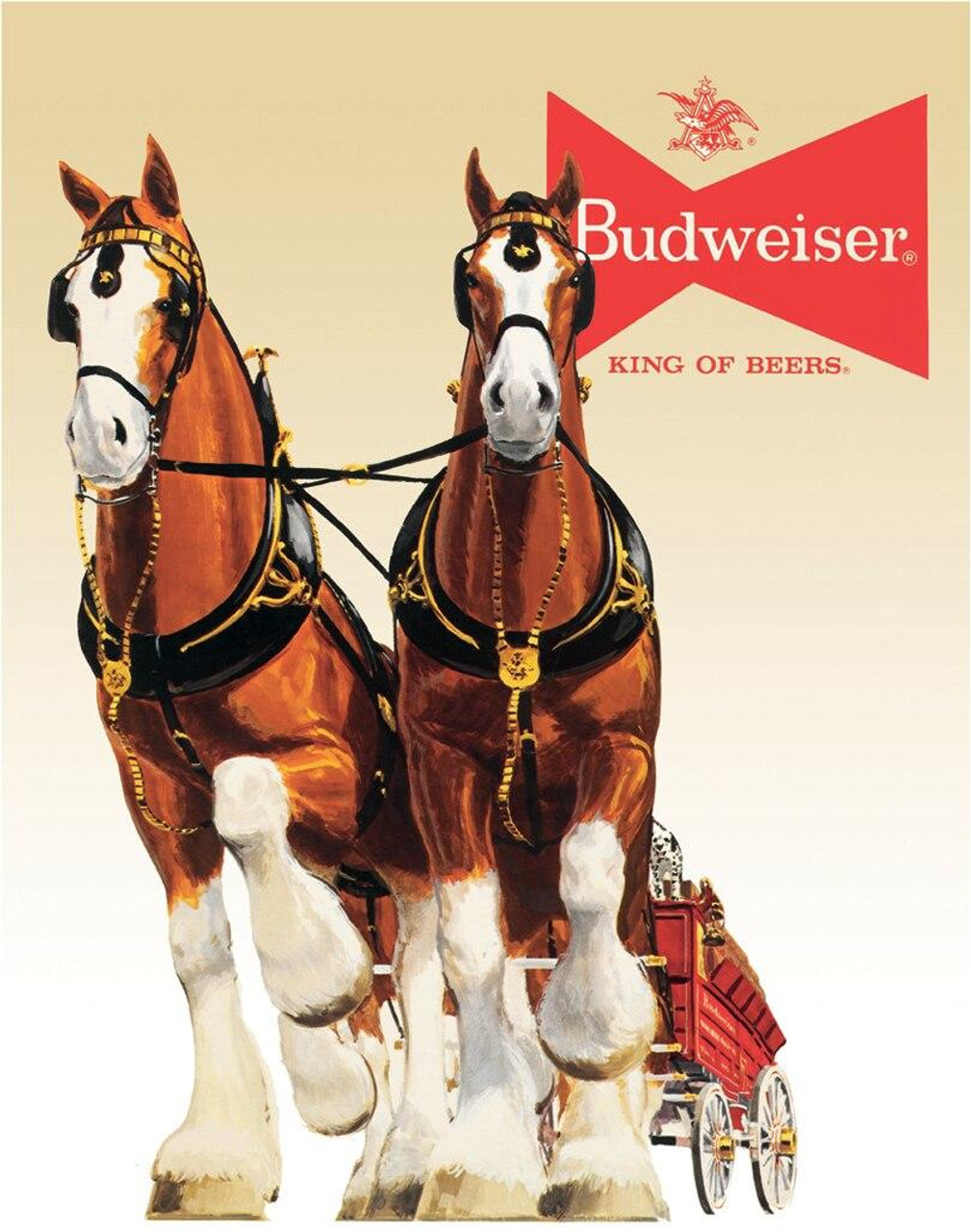 Anheuser-Busch Bud Clydesdale Team