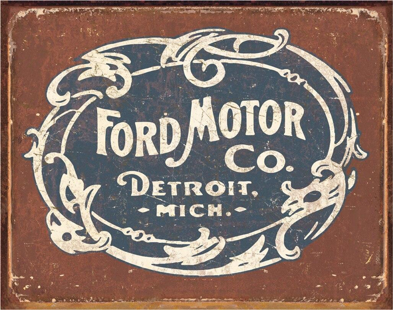 Ford Ford - Historic Logo