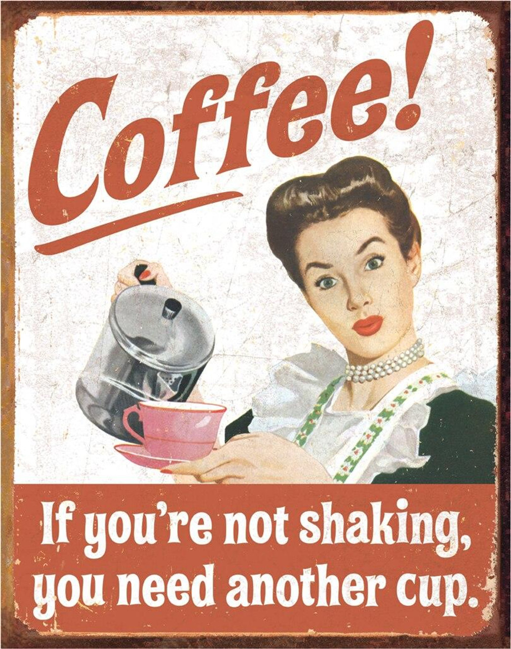 Ephemera - Coffee Shaking