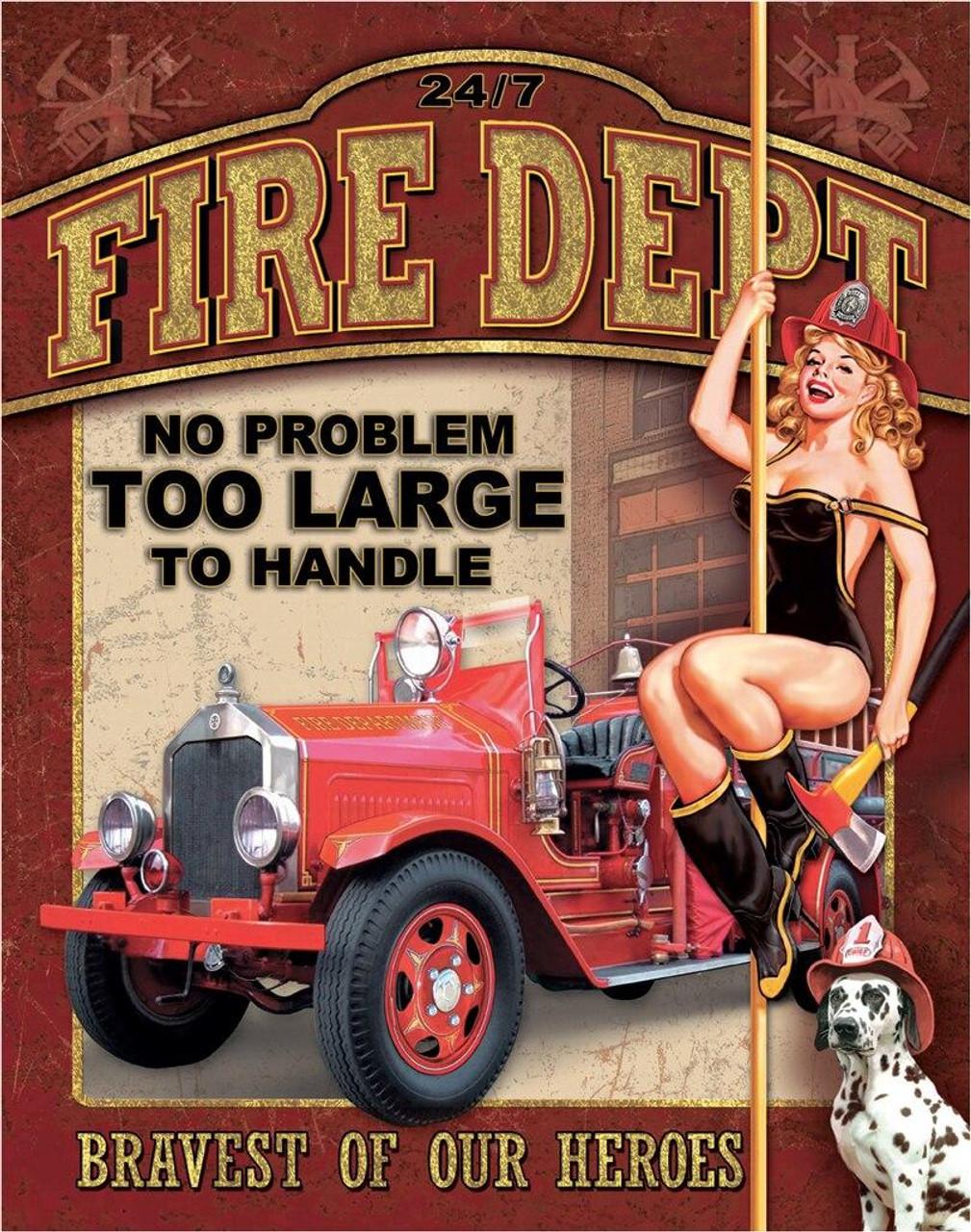 Fire Dept - No Problem