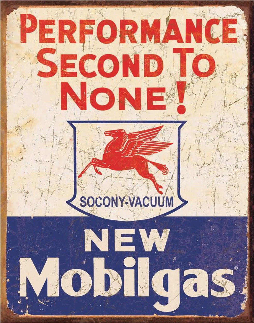 Mobilgas Mobil Gas - 2nd to None