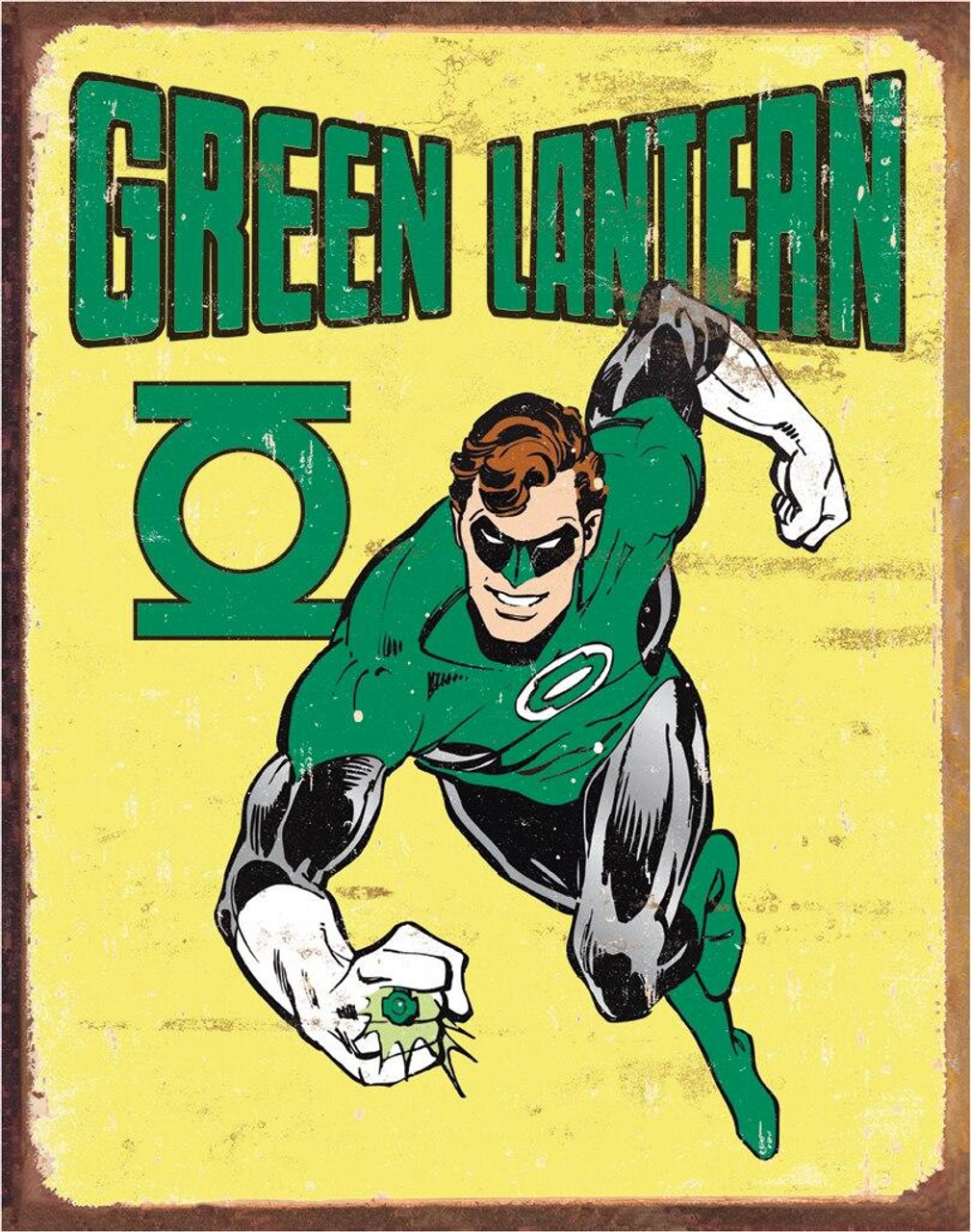 DC Comics Green Lantern - Retro