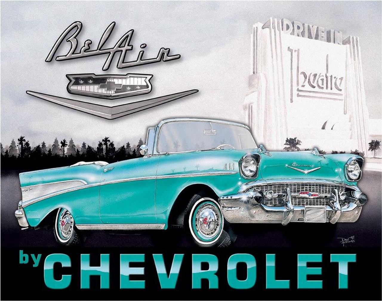 General Motors 1957 Chevy Bel Air