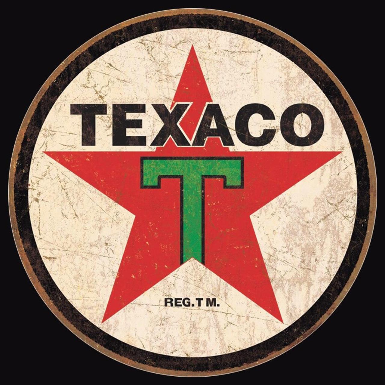 Texaco Texaco 36 ROUND