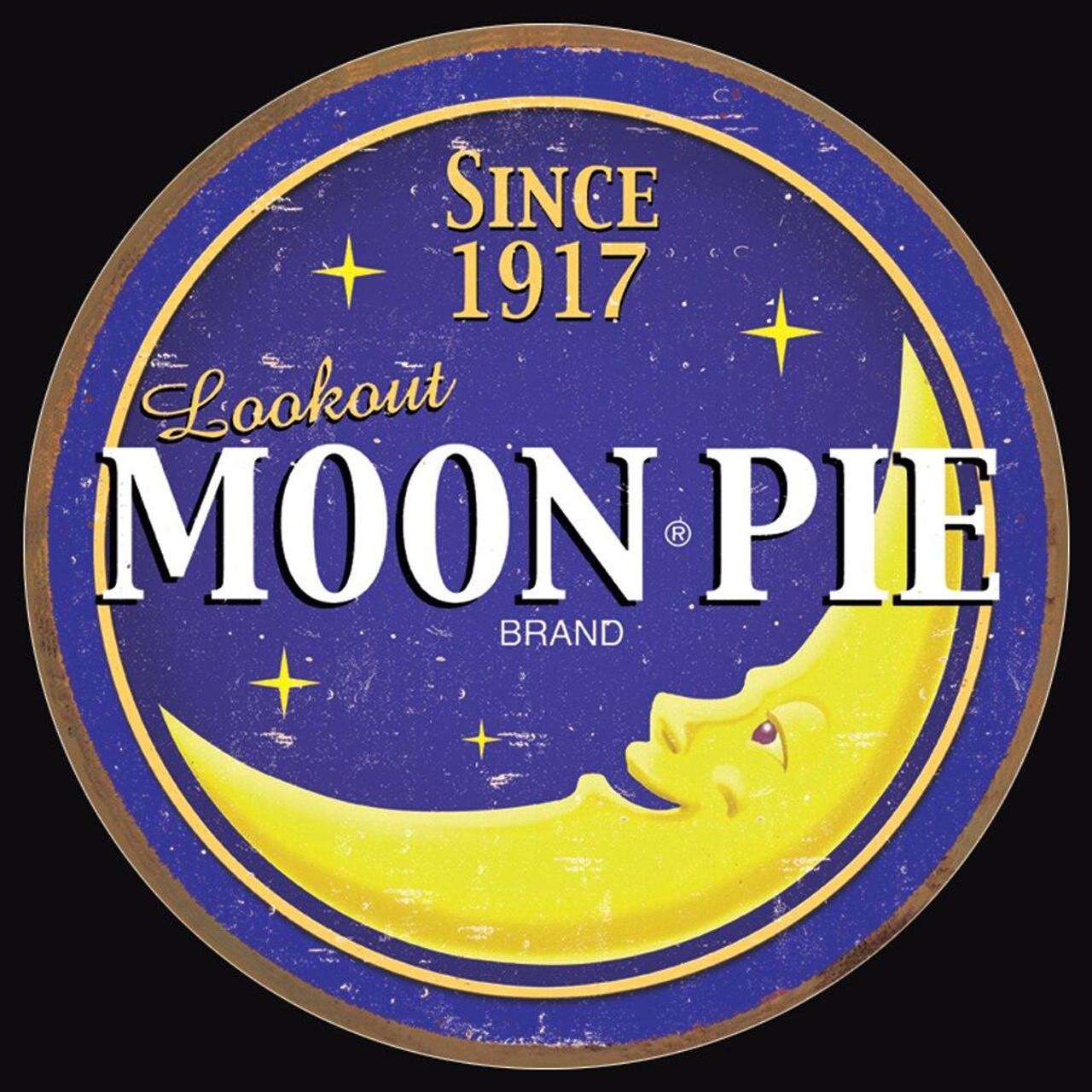 Moon Pie Moon Pie - Round Logo