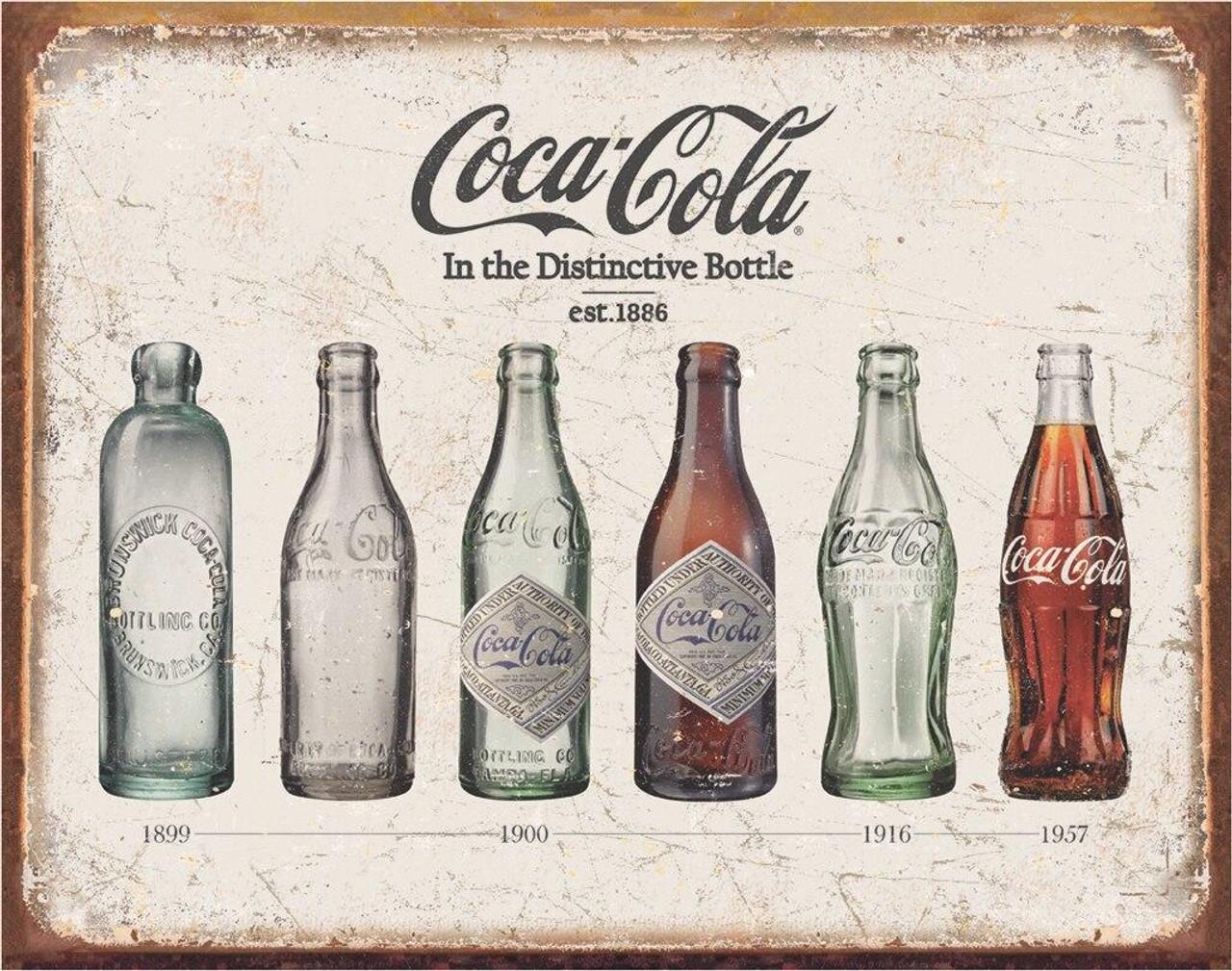 Coca-Cola COKE - Bottle Evolution