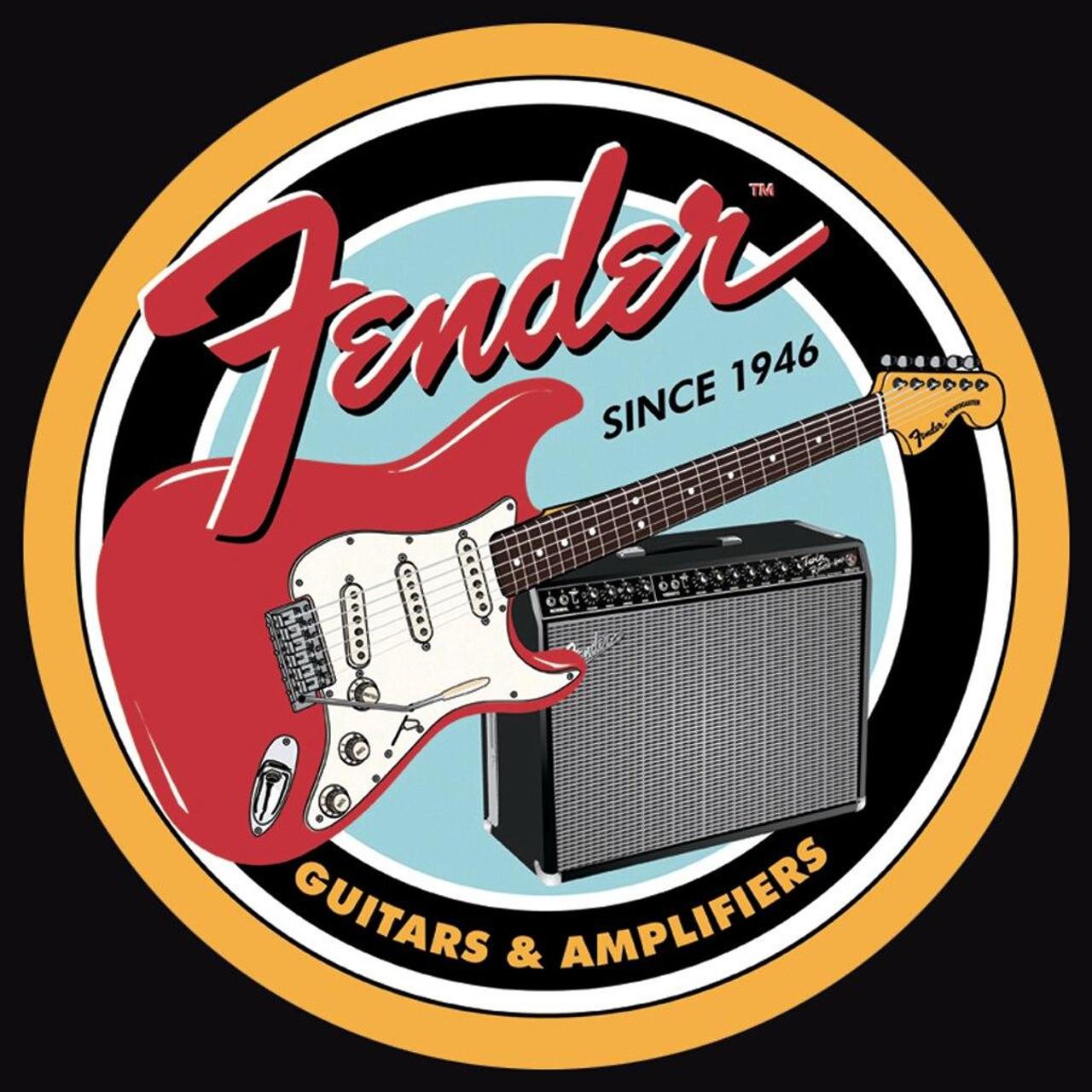 Fender Guitars Fender Round GandA