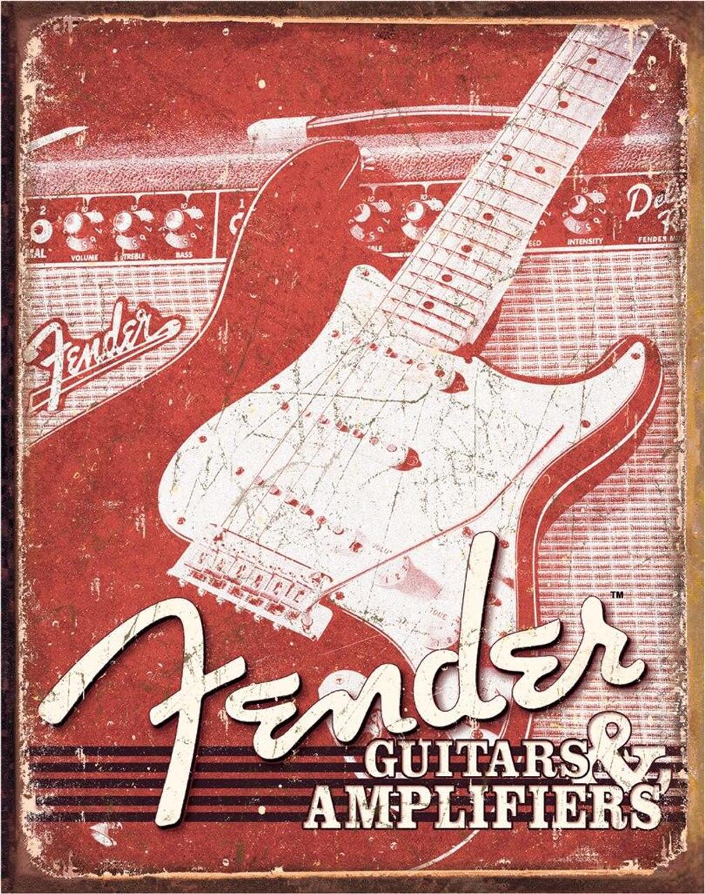 Fender Guitars Fender Weathered GandA