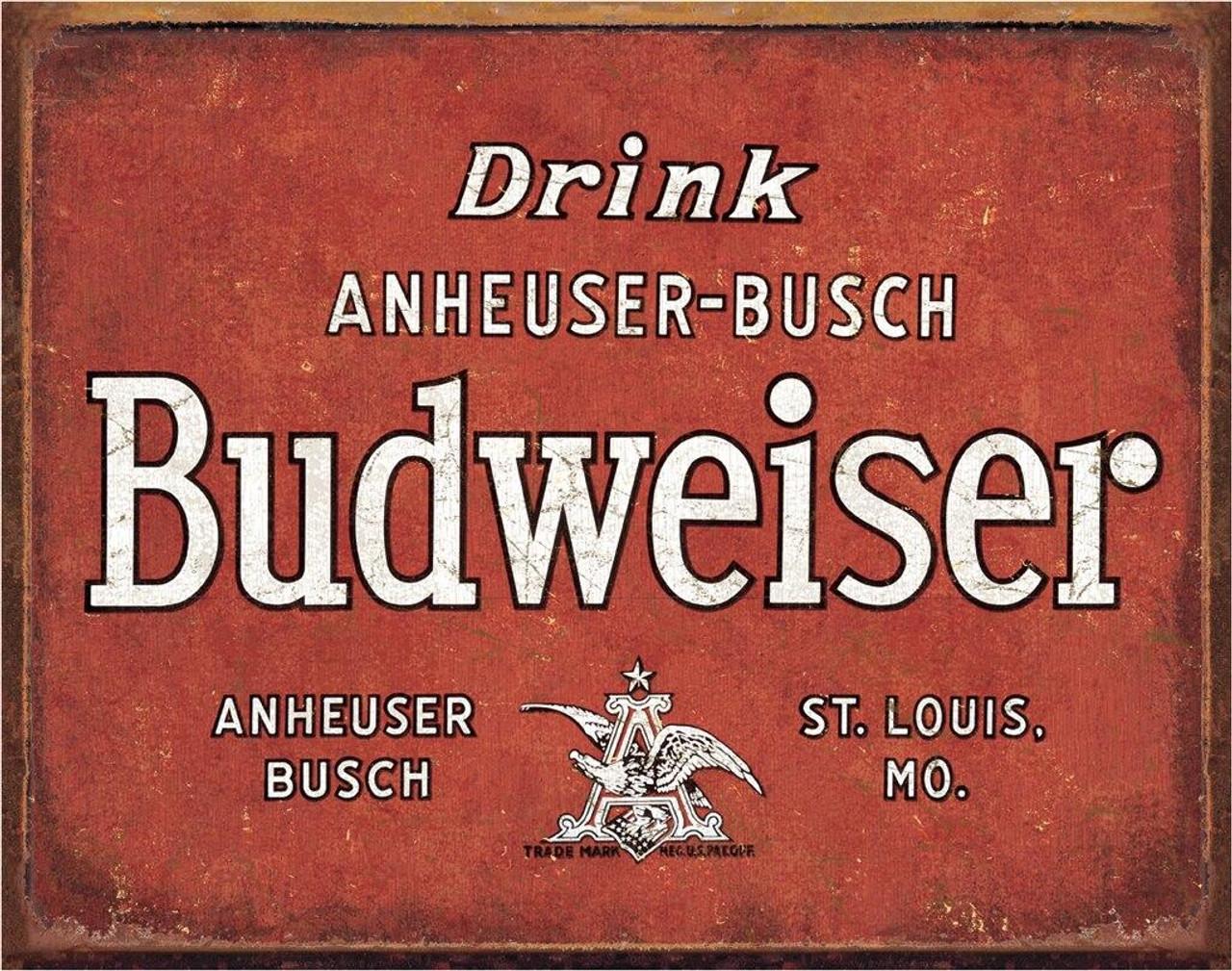 Anheuser-Busch Budweiser - Drink