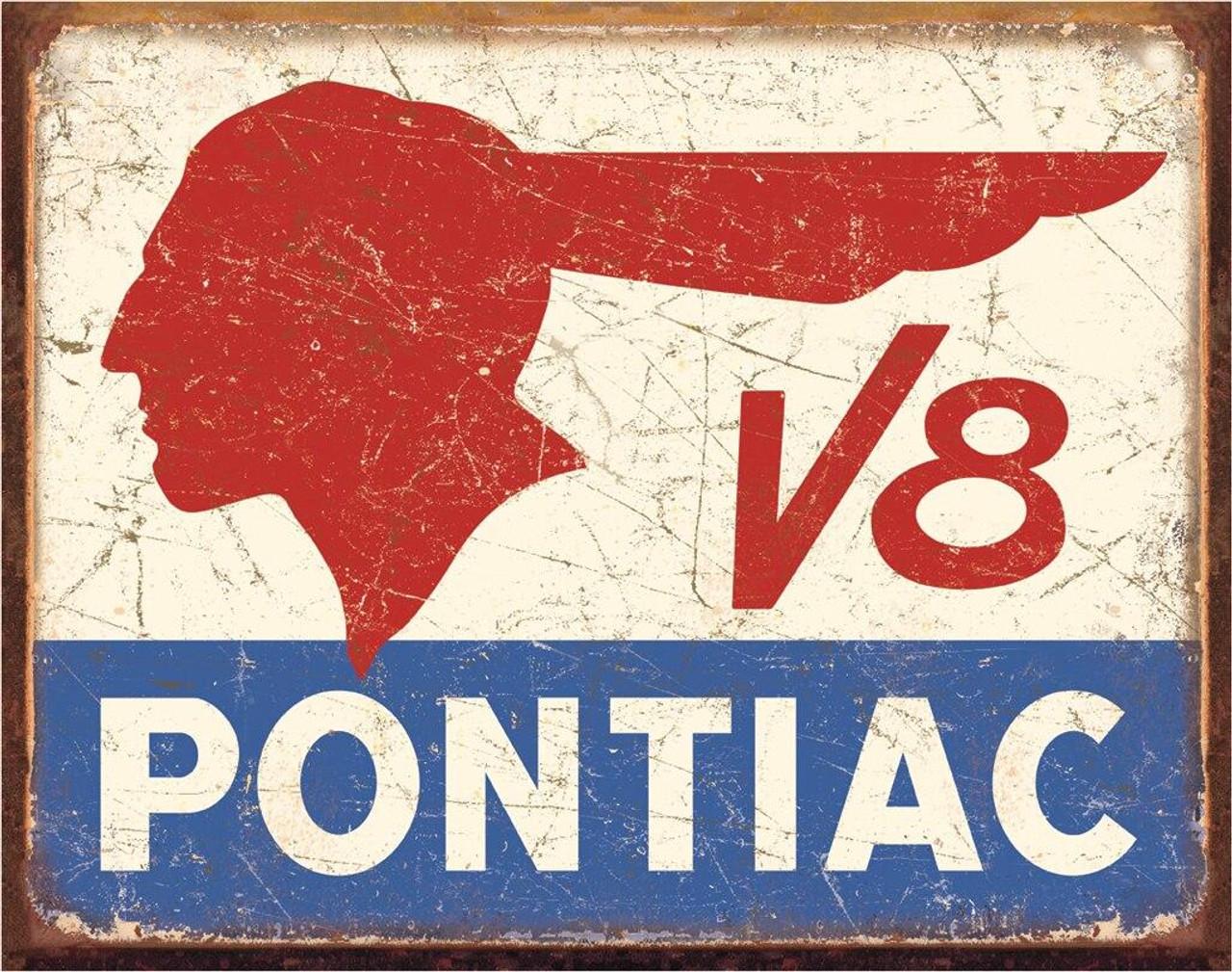 General Motors Pontiac V8