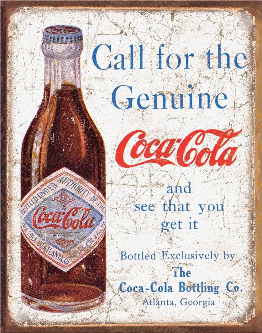 Coca-Cola COKE - Call for the Geniune