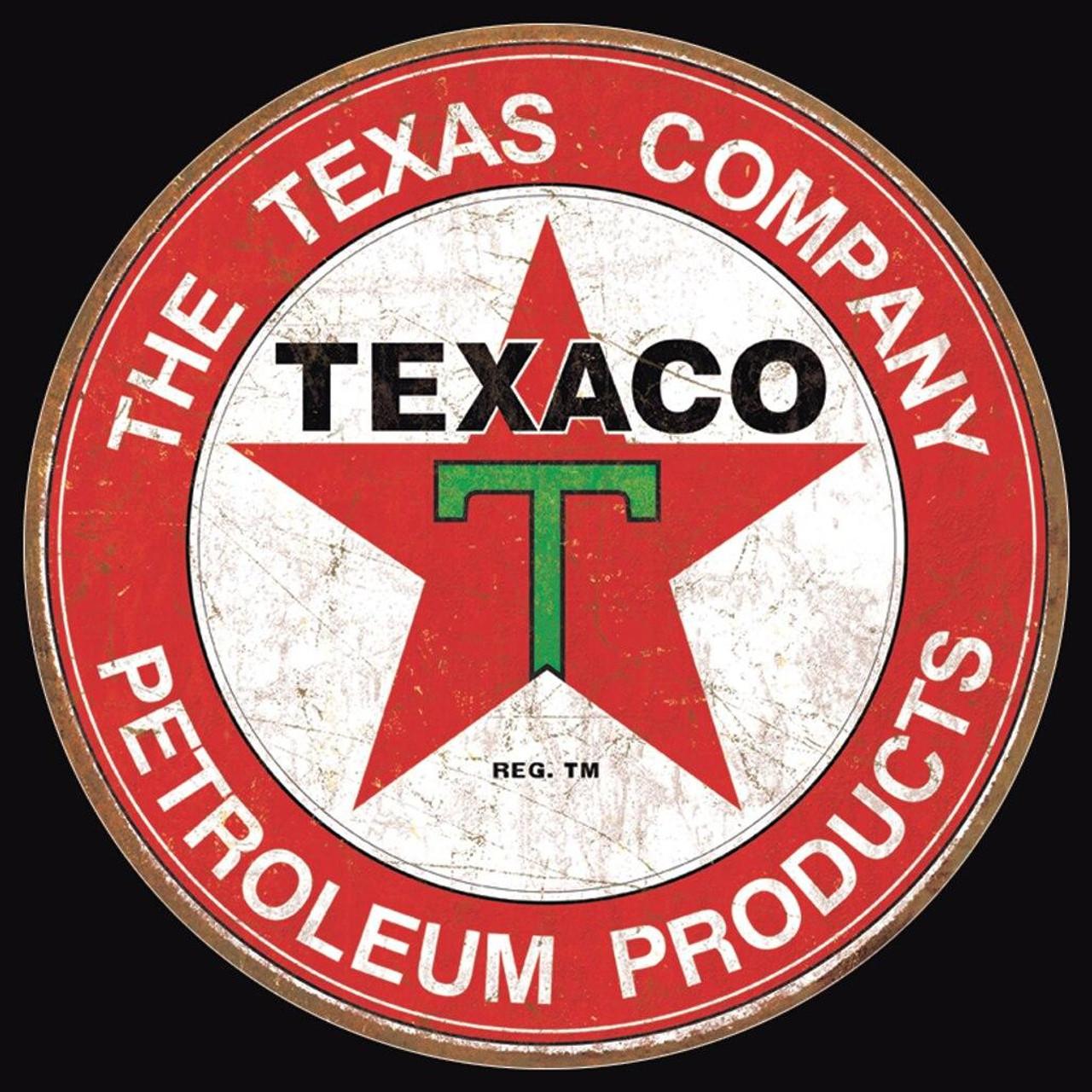 Texaco Texaco - The Texas Company