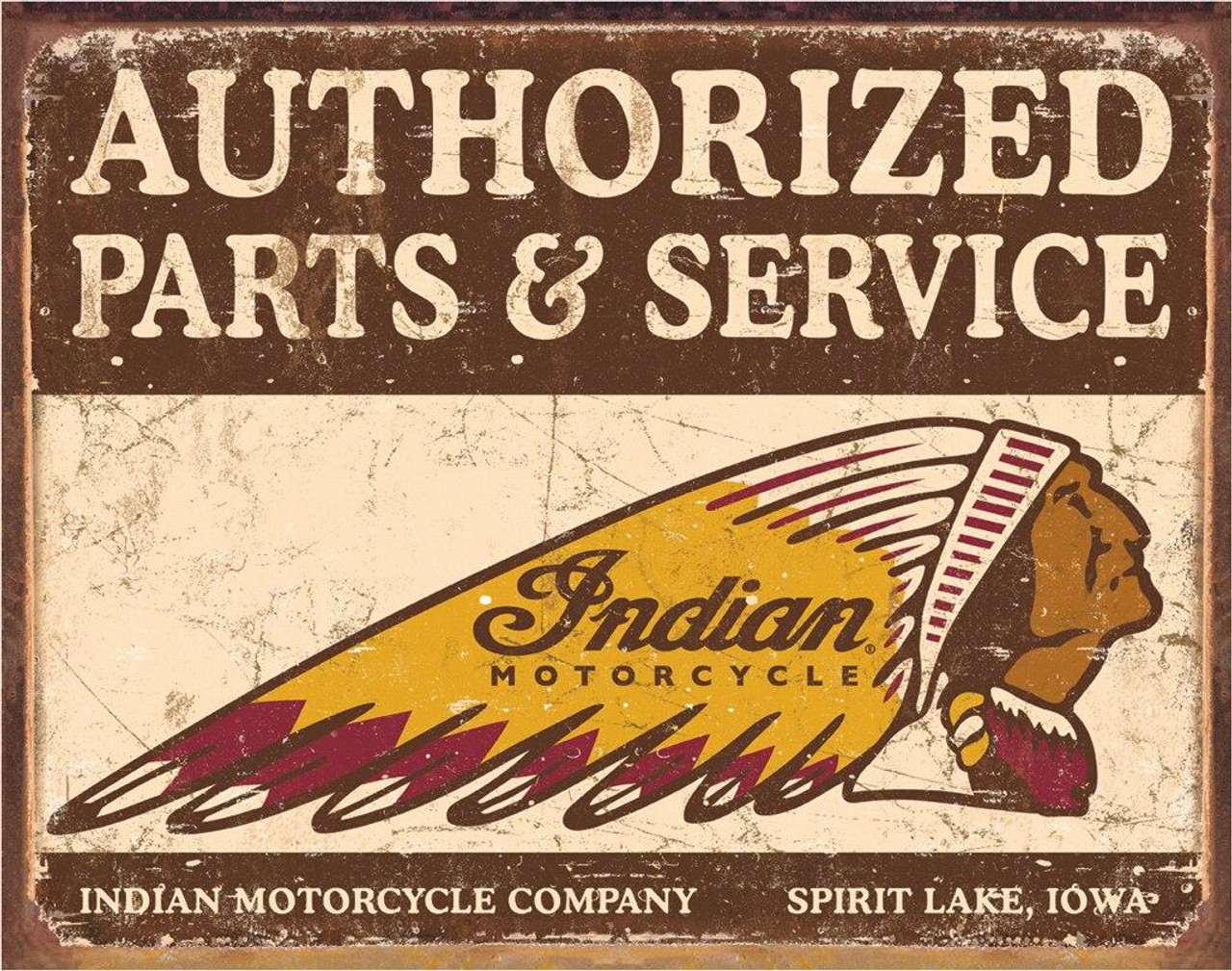 Indian Motorcycles Authorized Indian Parts and Service