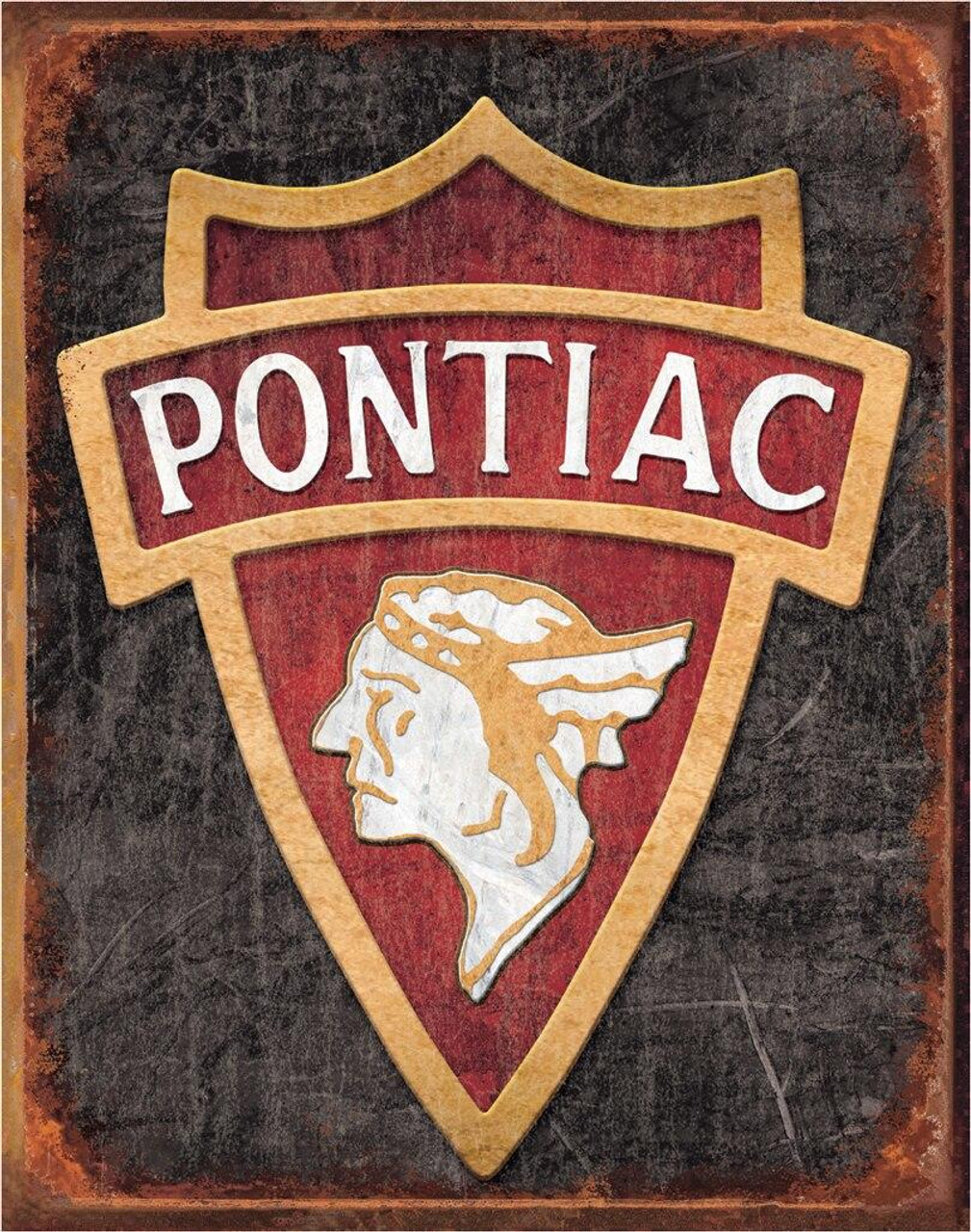 General Motors 1930 Pontiac Logo