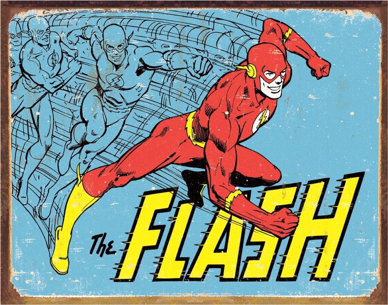 DC Comics The Flash - Retro