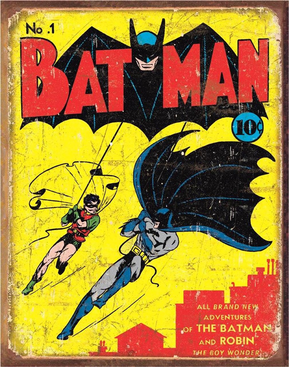 DC Comics Batman No1 Cover