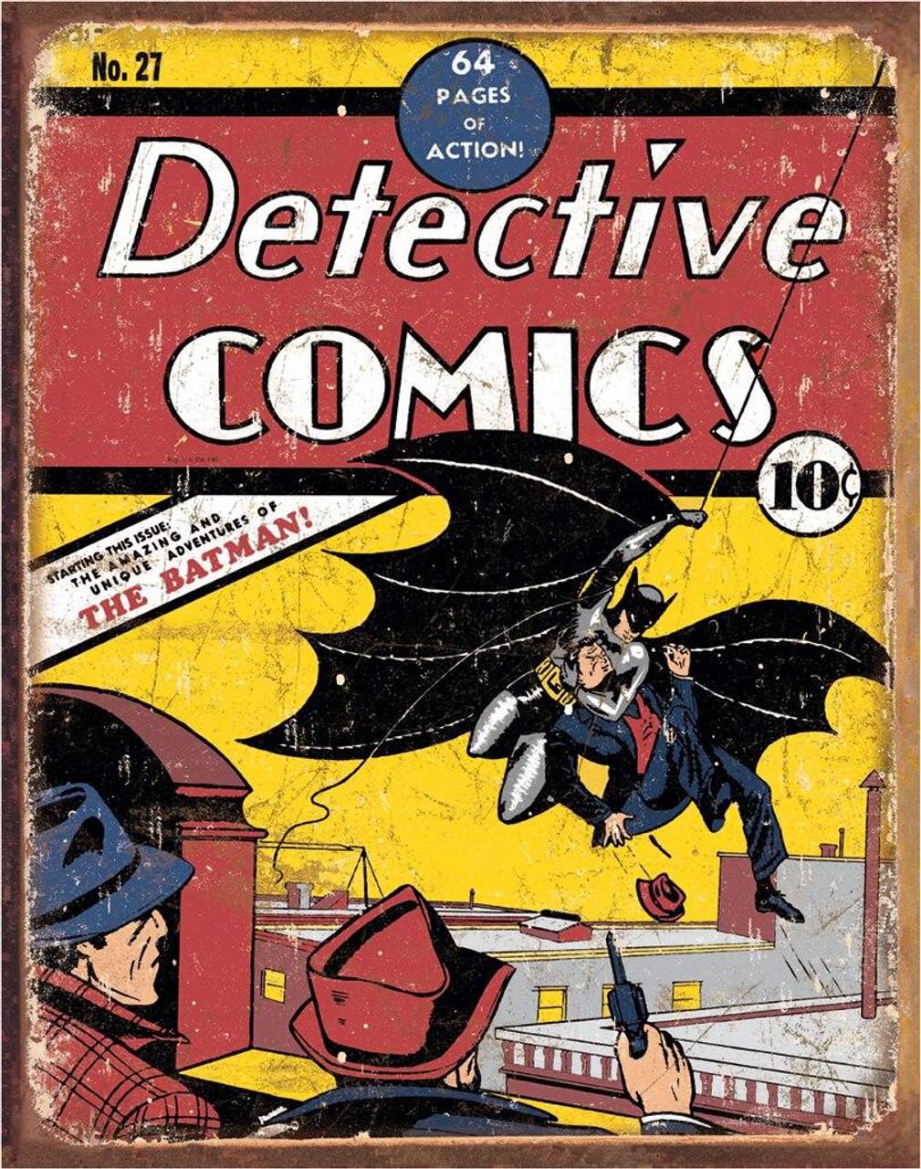 DC Comics Detective Comics No27