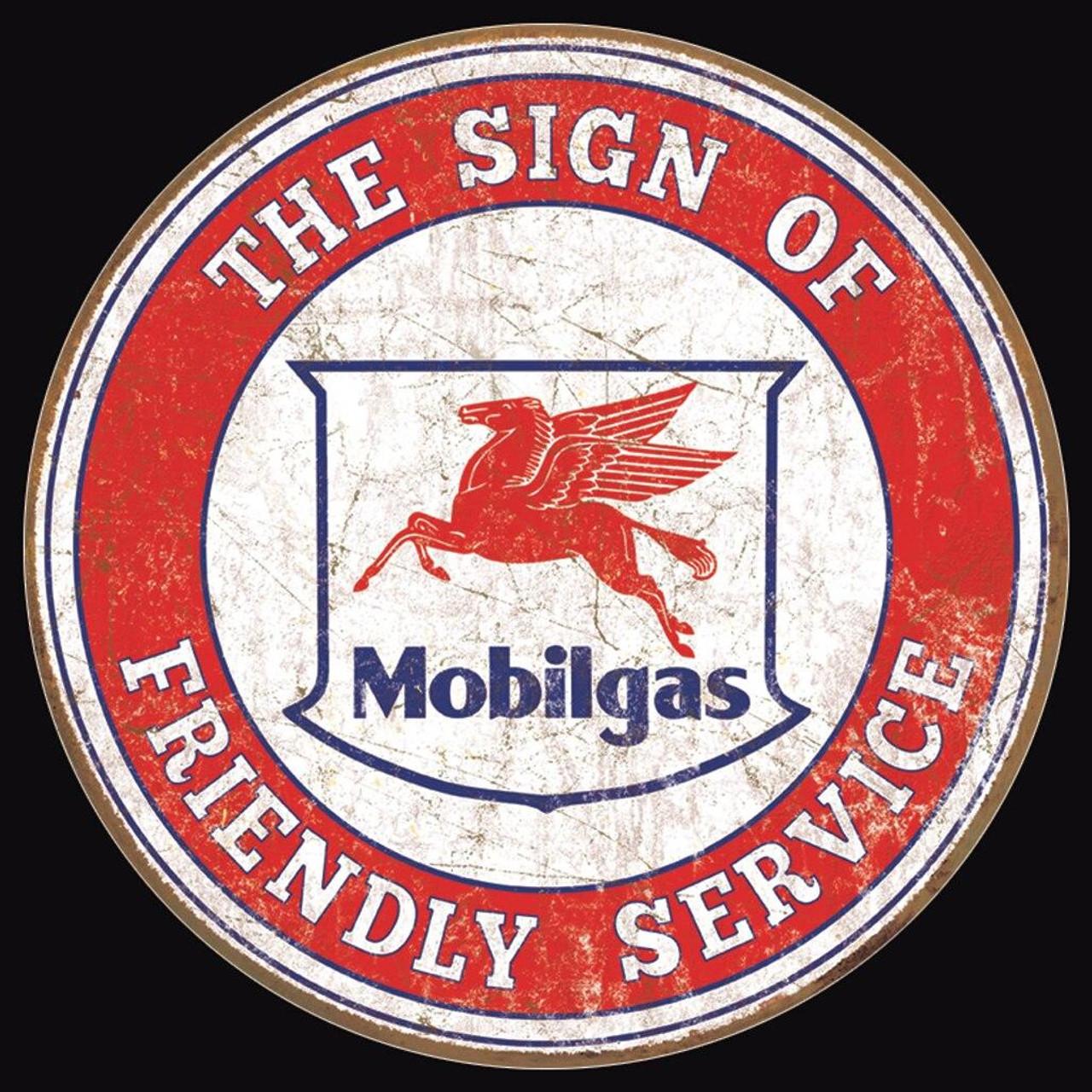 Mobilgas Mobil - Friendly Service