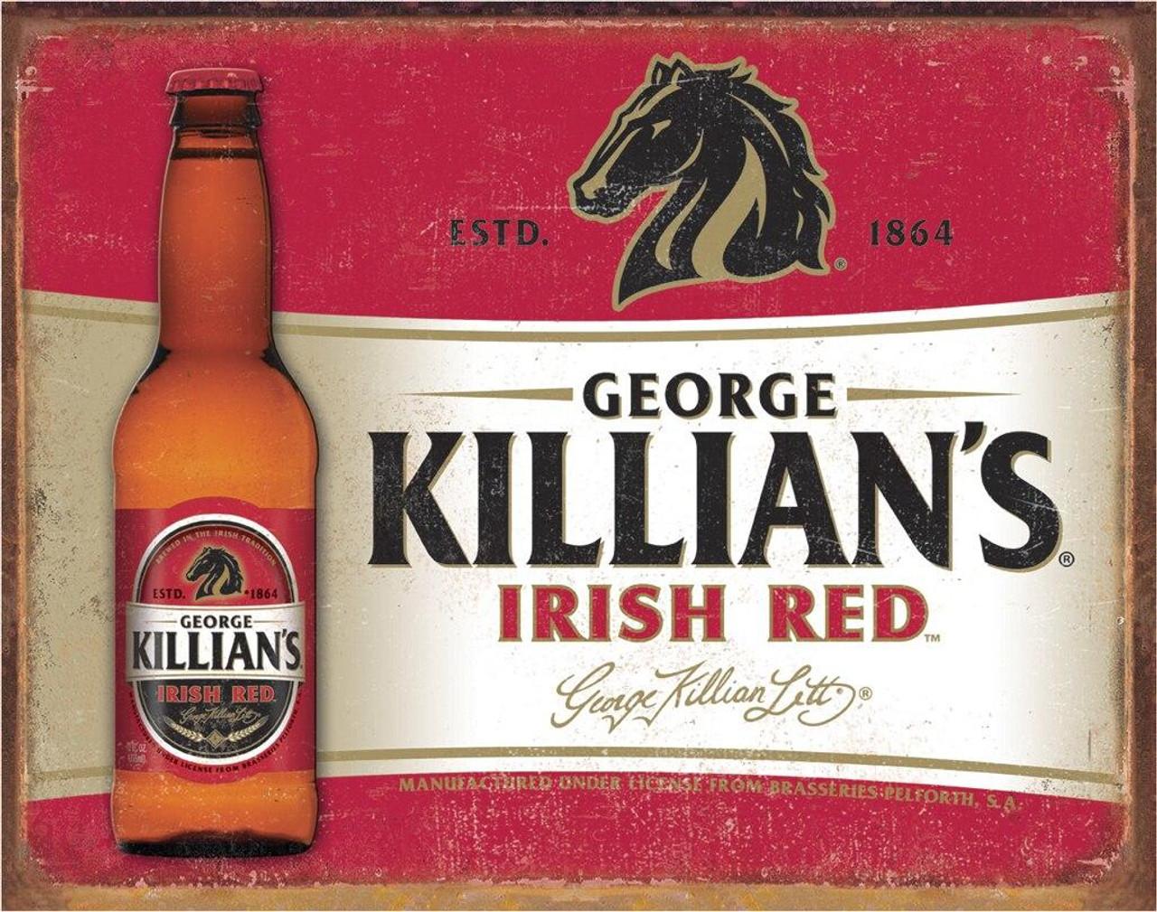Molson Coors Killians Red