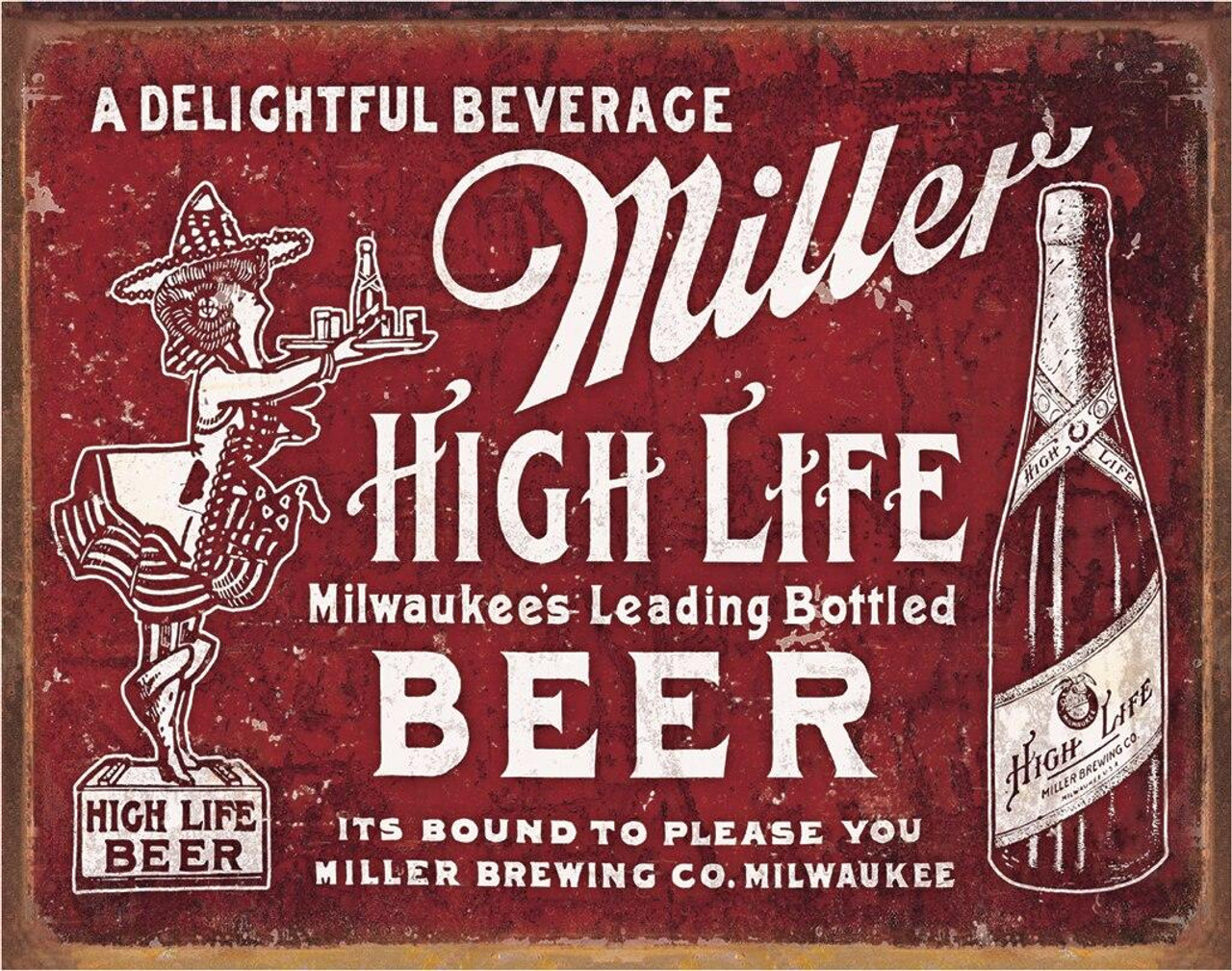 Molson Coors Miller - Bound to Please