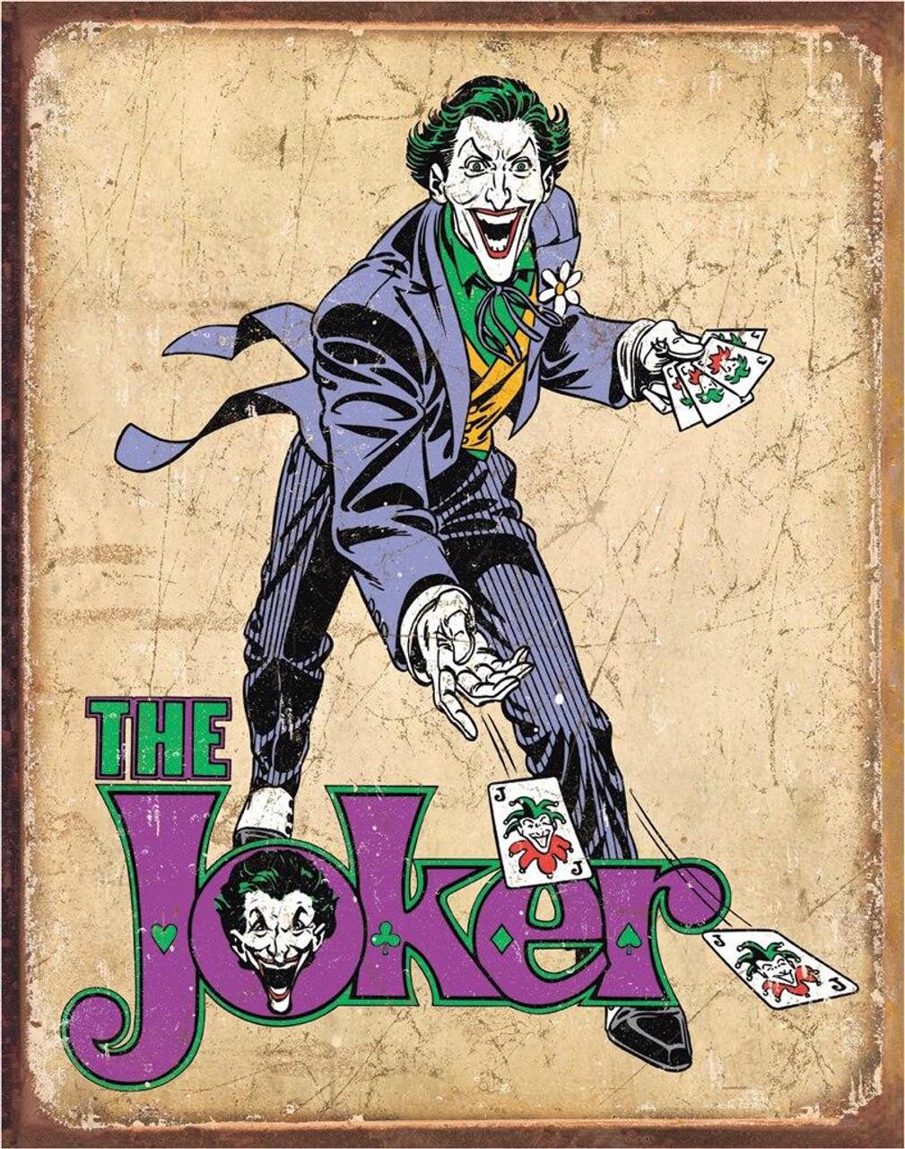 DC Comics DC Comics - The Joker