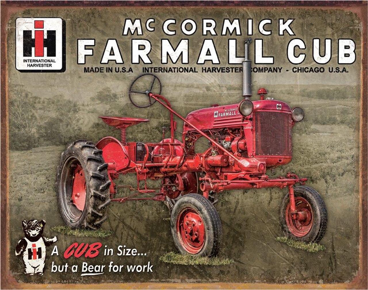 Farmall Farmall Club