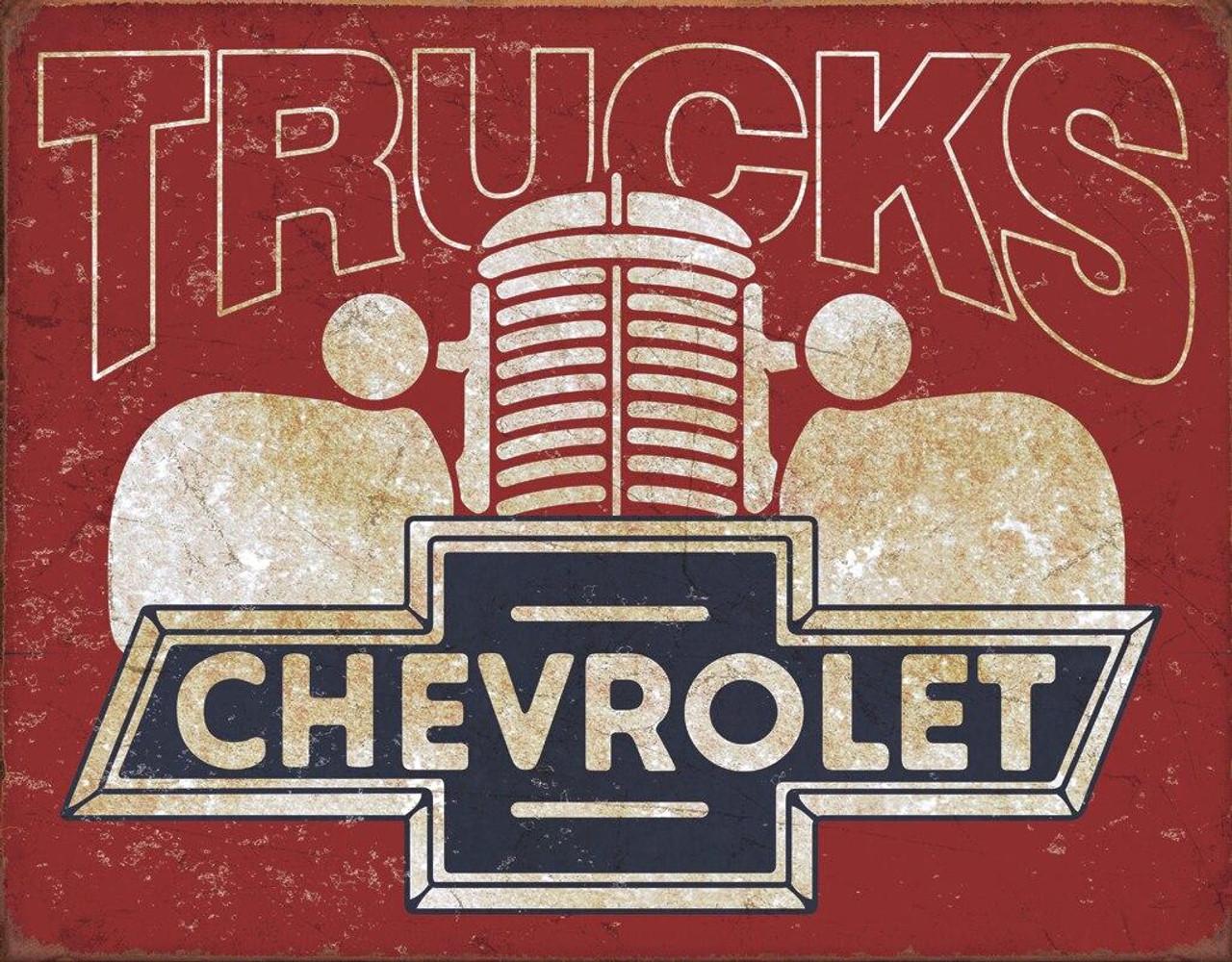 General Motors Chevy Trucks 40s
