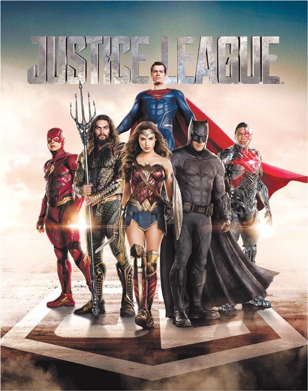 DC Comics Justice League Movie
