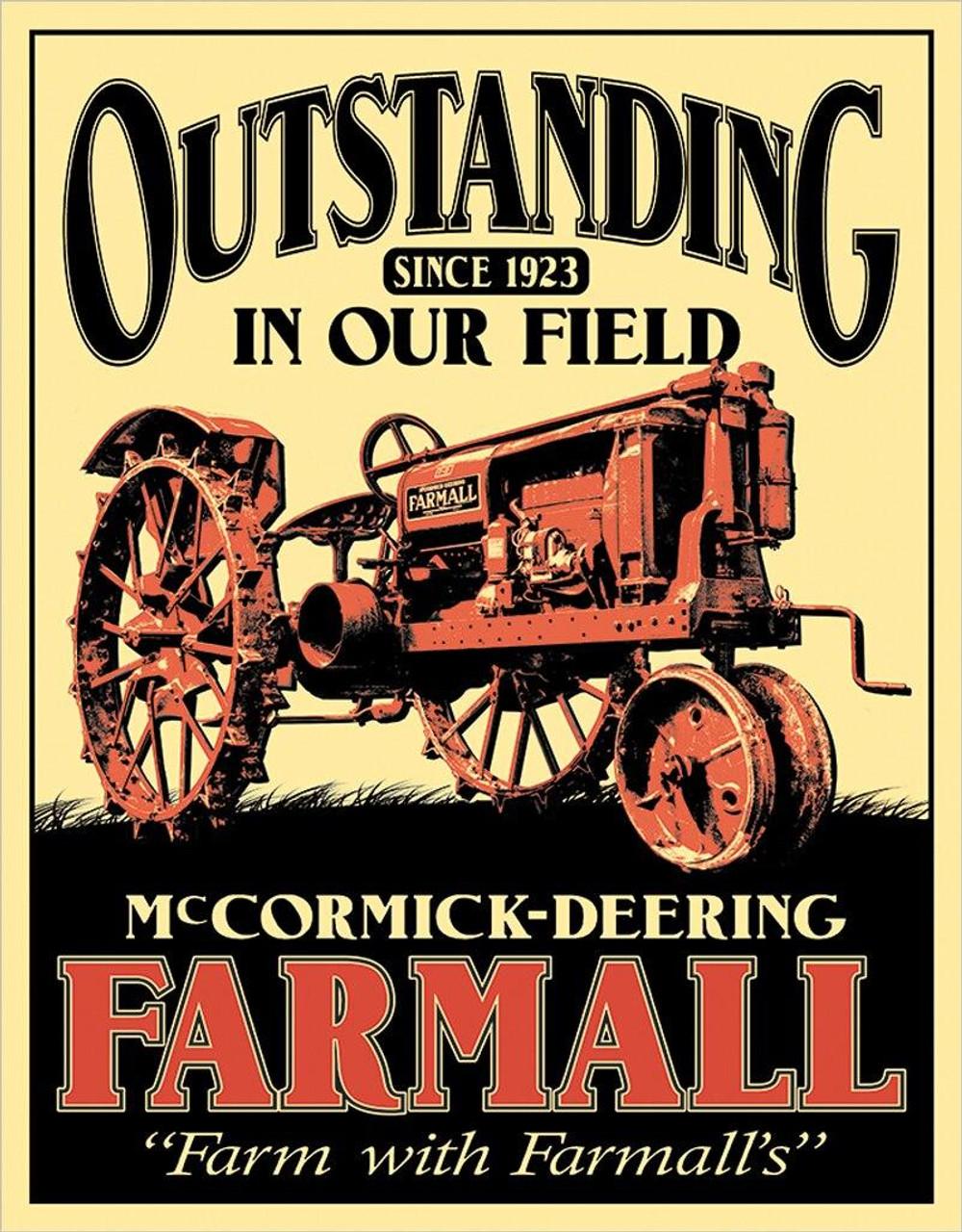 Farmall Farmall - Outstanding