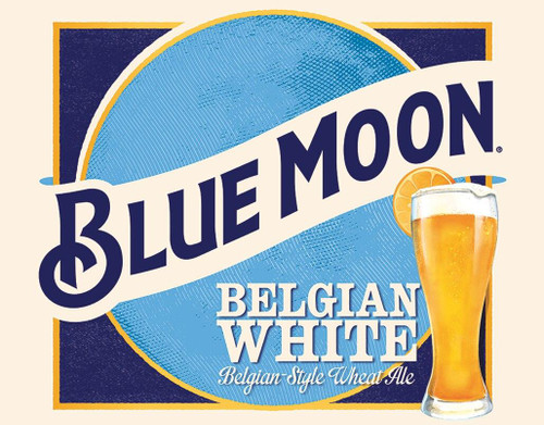 Molson Coors Blue Moon Belgian Wheat